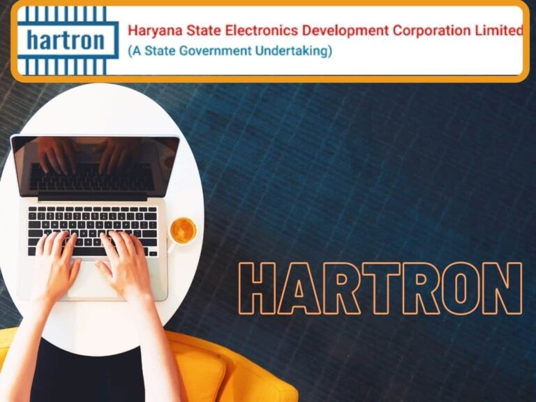 hartron.org.in exam date for data entry operator