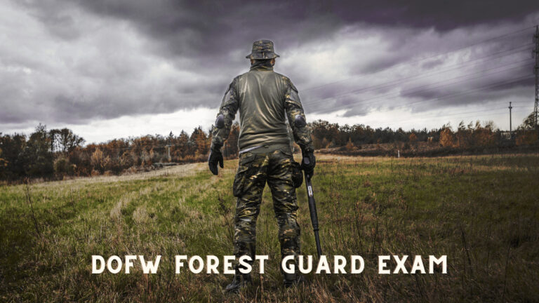DOFW Forest Guard Result date