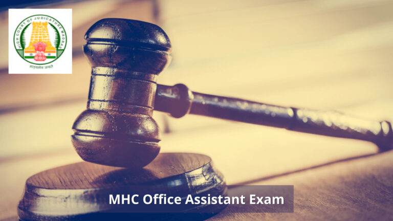 MHC Office Assistant Answer Key