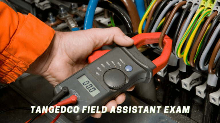 TANGEDCO Field Assistant Hall Ticket